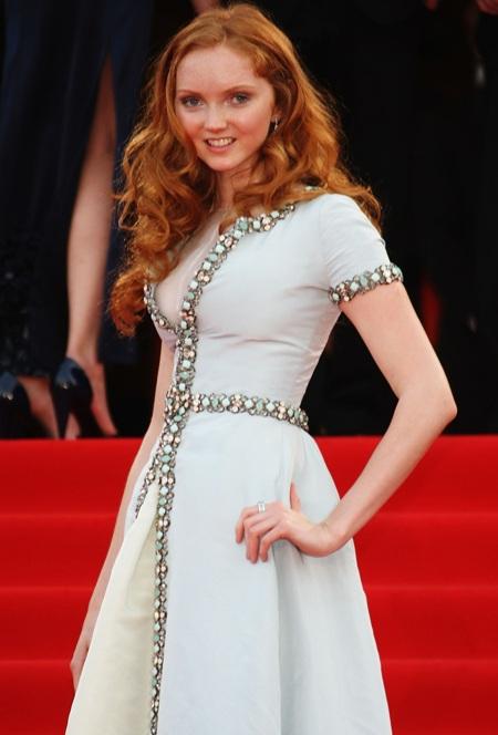 Siêu mẫu Lily Cole rời LHP Cannes về… đại học Cambridge - 3
