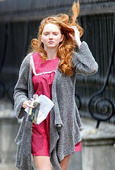 Siêu mẫu Lily Cole rời LHP Cannes về… đại học Cambridge - 13