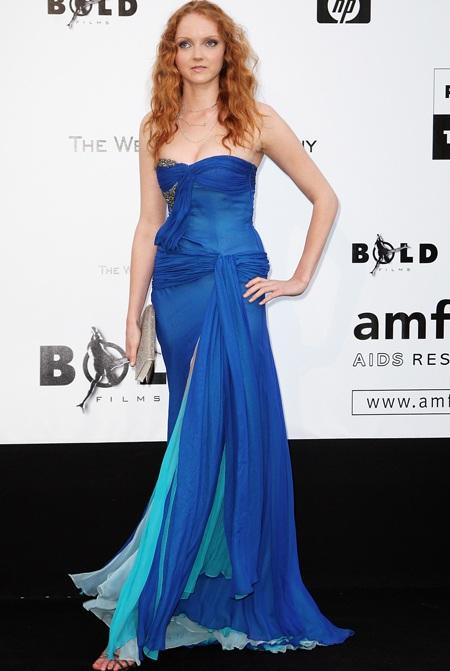 Siêu mẫu Lily Cole rời LHP Cannes về… đại học Cambridge - 8