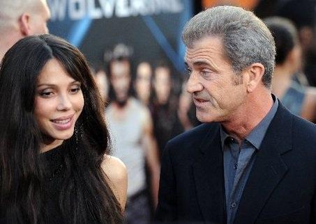 Mel Gibson sắp làm bố lần thứ 8 - 1