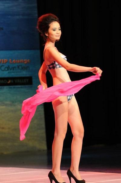 Những hình ảnh đầu tiên của Siêu mẫu Việt Nam 2009 - 5