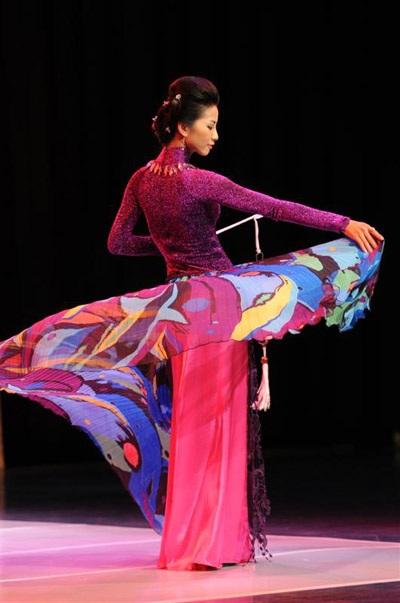 Những hình ảnh đầu tiên của Siêu mẫu Việt Nam 2009 - 8