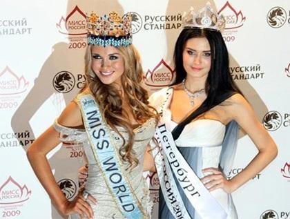 """Hoa hậu thế giới nói về scandal """"ảnh nóng"""" của tân Hoa hậu Nga - 1"""