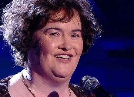 Người khen, kẻ chê Susan Boyle - 1