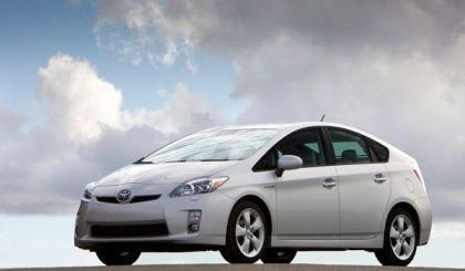 Toyota thừa nhận phanh xe Prius có vấn đề   - 1