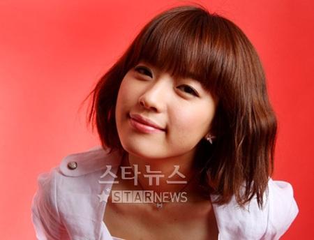 Han Hyo Joo xinh đẹp với tóc ngắn - 1