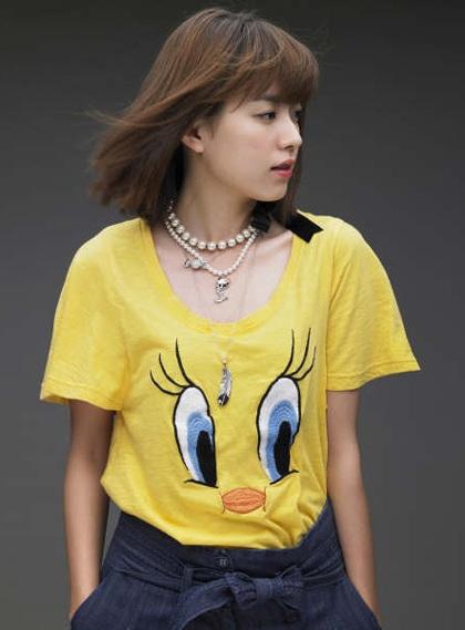 Han Hyo Joo xinh đẹp với tóc ngắn - 10