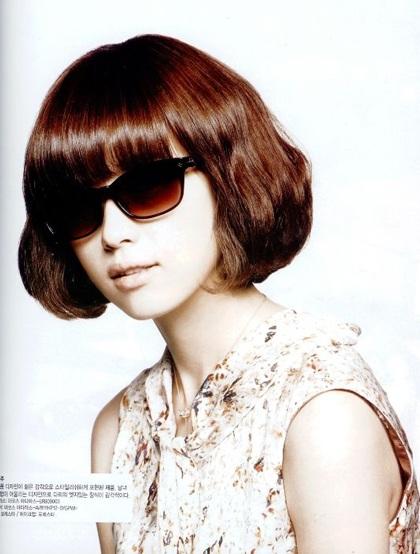 Han Hyo Joo xinh đẹp với tóc ngắn - 12