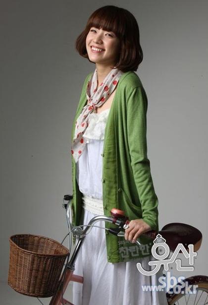 Han Hyo Joo xinh đẹp với tóc ngắn - 13