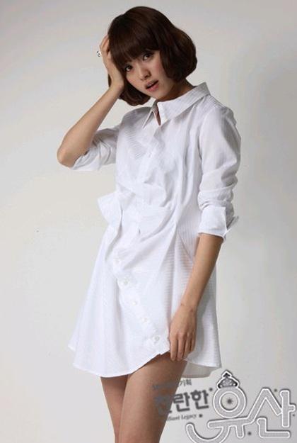 Han Hyo Joo xinh đẹp với tóc ngắn - 16