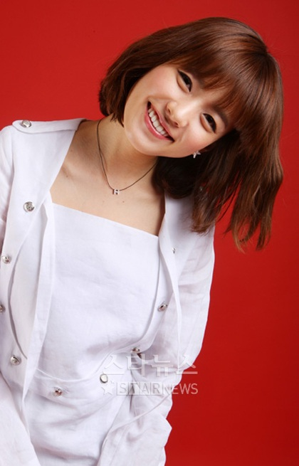 Han Hyo Joo xinh đẹp với tóc ngắn - 3