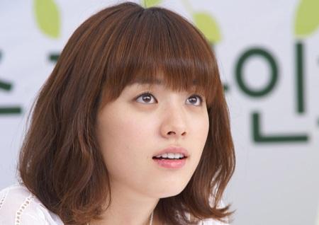 Han Hyo Joo xinh đẹp với tóc ngắn - 4