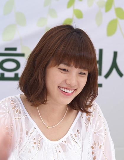 Han Hyo Joo xinh đẹp với tóc ngắn - 5