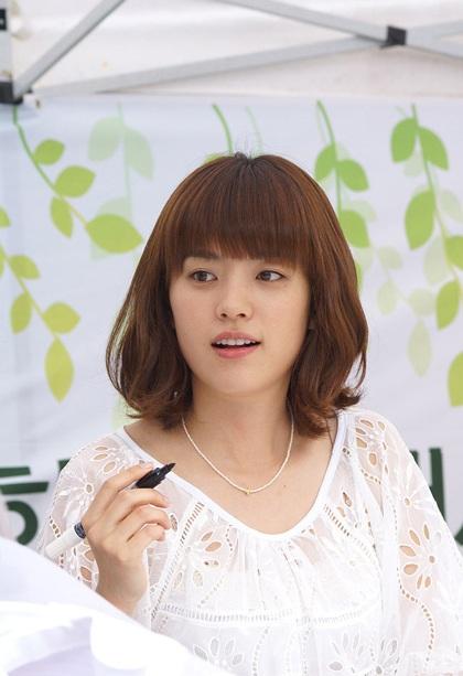 Han Hyo Joo xinh đẹp với tóc ngắn - 6