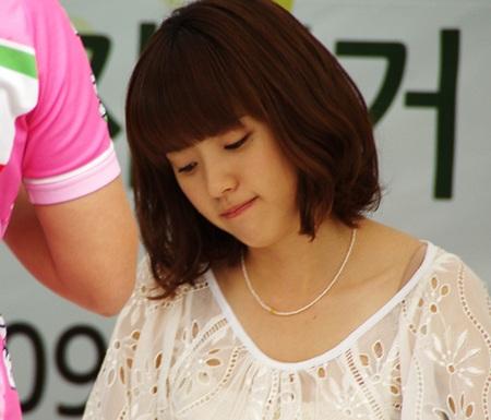 Han Hyo Joo xinh đẹp với tóc ngắn - 7