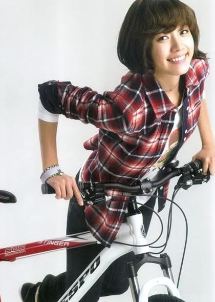 Han Hyo Joo xinh đẹp với tóc ngắn - 8