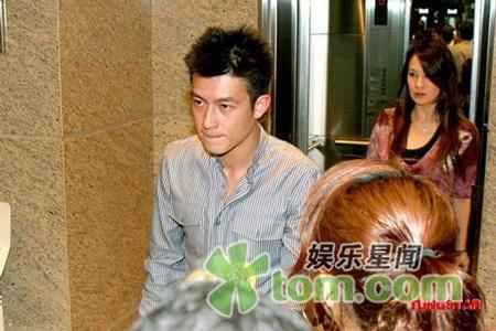 Trần Quán Hy xuất hiện tại Hồng Kông  - 2