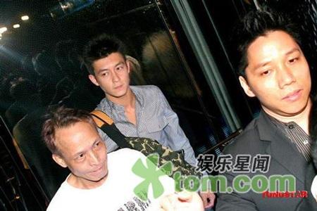 Trần Quán Hy xuất hiện tại Hồng Kông  - 3