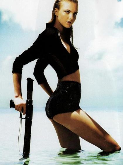 Caroline Trentini: Siêu mẫu không bao giờ tốn tiền mua quần áo - 5