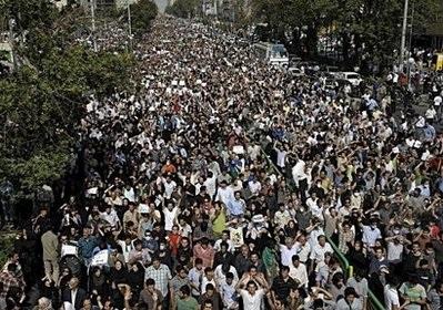 Iran: Cục diện chính trị có thể thay đổi - 1