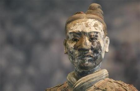 Chùm ảnh: Đội quân đất nung 8.000 binh mã của Tần Thủy Hoàng - 2