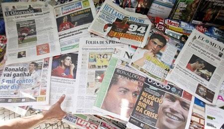 """Ronaldo sẽ tạo """"địa chấn"""" trong ngày ra mắt tại Real? - 1"""