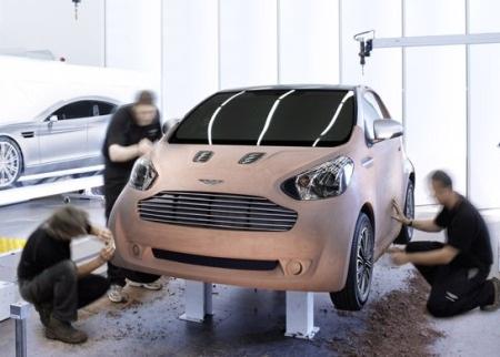 Aston Martin cân nhắc sản xuất minicar - 1