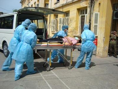 Đà Nẵng phát hiện ca nhiễm cúm A/H1N1 đầu tiên  - 1