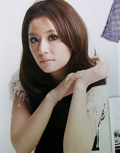 Lâm Tâm Như làm người mẫu thời trang  - 8