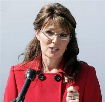Mỹ: Nữ Thống đốc Sarah Palin bất ngờ từ chức - 1
