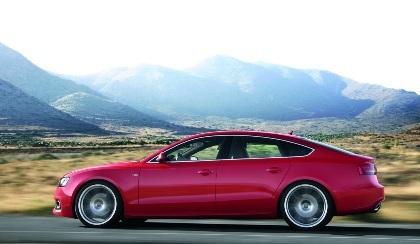 Audi A5 Sportback chính thức ra mắt  - 11