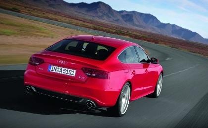 Audi A5 Sportback chính thức ra mắt  - 9