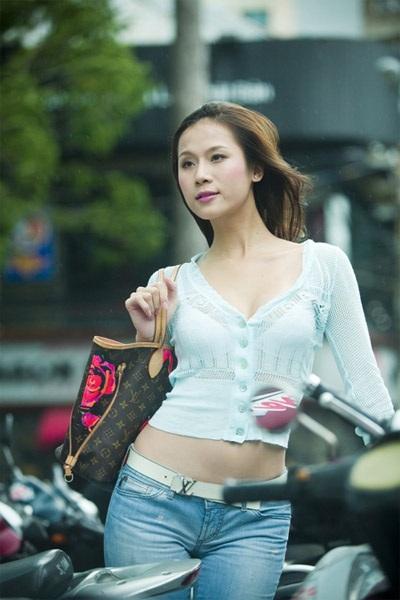 Hương Giang, Thái Hà lọt top 50 gương mặt đẹp - 2