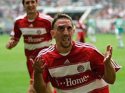 Chelsea thất bại dù trả giá 70 triệu euro cho Ribery - 1