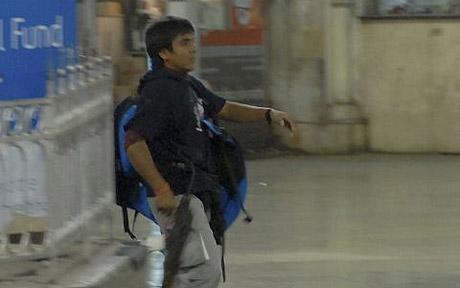 Nghi phạm loạt khủng bố ở Mumbai bất ngờ nhận tội - 1