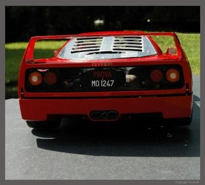 """""""Mổ"""" một chiếc Ferrari tí hon - 17"""