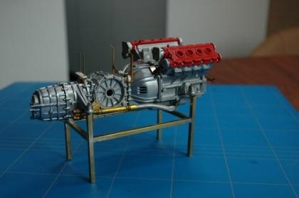 """""""Mổ"""" một chiếc Ferrari tí hon - 4"""