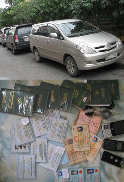 Khởi tố Việt kiều thuê 8 ô tô đem cầm đồ - 1