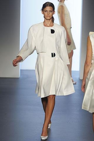 BST xuân hè 2009 của Calvin Klein - 14