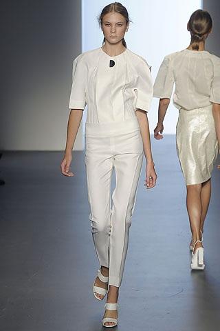 BST xuân hè 2009 của Calvin Klein - 13