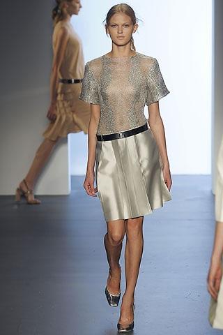 BST xuân hè 2009 của Calvin Klein - 8