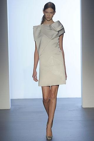 BST xuân hè 2009 của Calvin Klein - 4