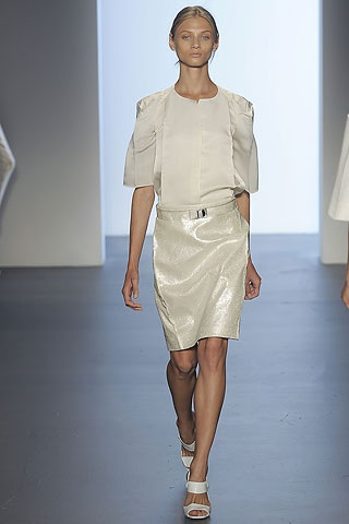 BST xuân hè 2009 của Calvin Klein - 17