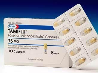 """Tamiflu vẫn là """"vũ khí"""" quan trọng chống cúm A/H1N1 - 1"""