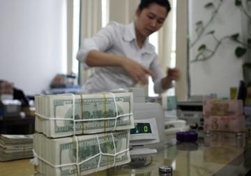 """""""Ngân hàng vẫn đảm bảo ngoại tệ để nhập khẩu"""" - 1"""