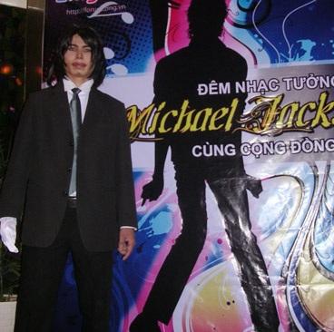 Fan Sài Gòn lại cuồng nhiệt cùng âm nhạc của Michael Jackson - 1