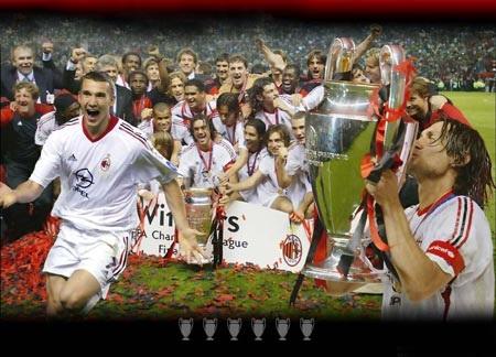 Đội hình xuất sắc nhất AC Milan đầu thế kỷ 21 - 1