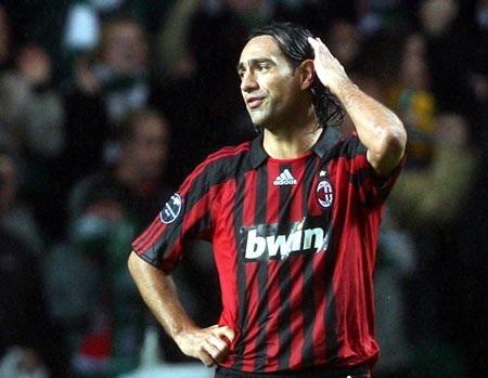 Đội hình xuất sắc nhất AC Milan đầu thế kỷ 21 - 2