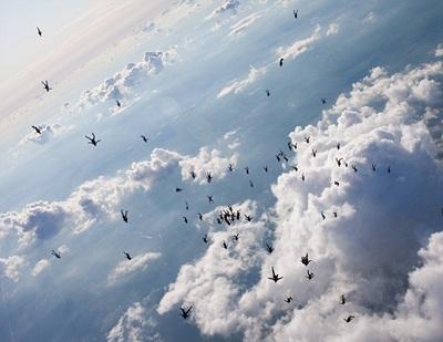 108 vận động viên lập kỷ lục thế giới rơi tự do - 4