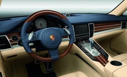 Thêm lựa chọn nội thất cho Porsche Panamera - 1